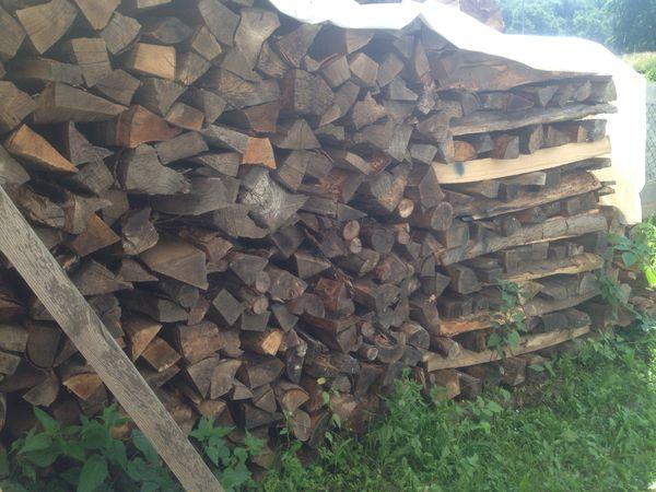 Buchen- Brennholz