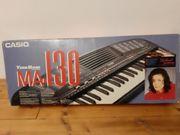 Keyboard von Casio
