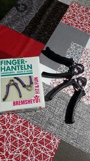Fingerhanteln von Bremshey Sport