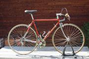 Hochwertiges Vintage-Rennrad Silux