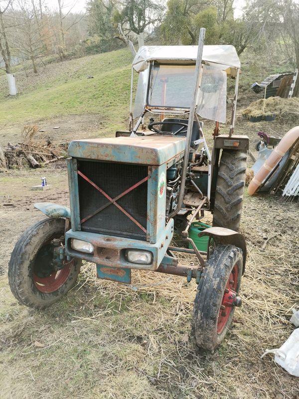 Traktor Hanomag 400 401 S