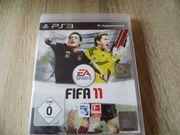 PS 3 Spiel Fifa 11