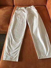 Picaldi Jeans weiß W26L28 Schnäppchenpreis