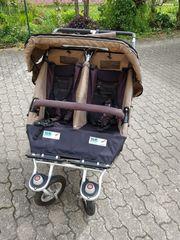 Zwillingskinderwagen TFK Twinner Twist