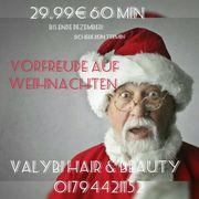 Vorfreude auf Weihnachten 60min Massage