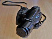Analoge Spiegelreflexkamera Olympus