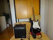 E-Gitarre Tenson California Series mit