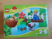 Lego Duplo Entenfütterung NEU