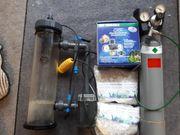 Meerwasser Kalkreaktor
