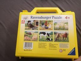 Sonstiges Kinderspielzeug - Ravensburger Würfelpuzzle 12teilig 4