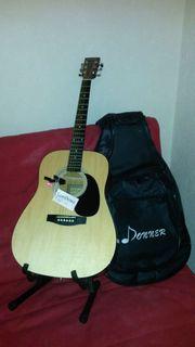 Verkaufe Akustik Gitarre SANDONA AG6