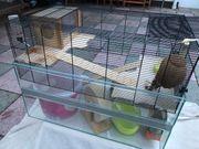 Hamsterkäfig groß Mäuse 180 Liter
