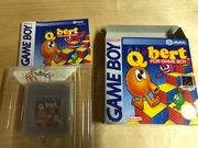 GameBoy Spiel Q bert in