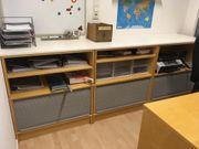 IKEA Effektiv Büromöbel Schreibtisch 5