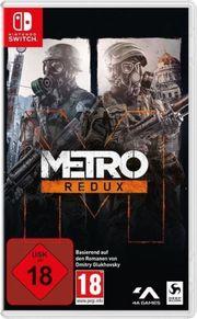 Metro Collection Nintendo Switch