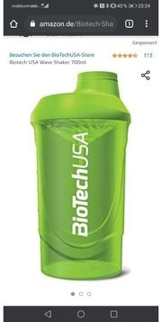 BioTech Wave Shaker 600ml