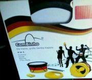 Musikinstrumente Set - 4 Teile - Samba Band