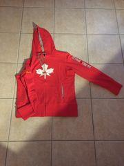 Bogner Sports Sweatshirtjacke mit Kapuze