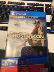 GHOST RECON GOLD EDITION PS4
