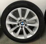 BMW 5er Winterreifen mit Alufelgen