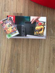 neu Nintendo Switch