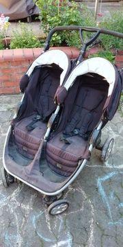 Britax Geschwisterwagen Zwillingswagen Kinderwagen