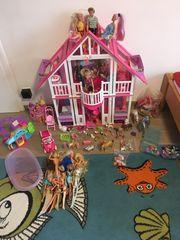 Barbie Haus mit xxl Zubehör