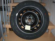 1 So-Reifen auf Stahlfelge 205