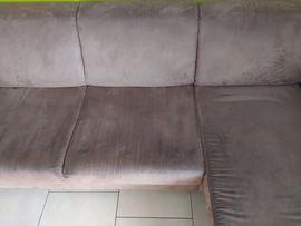 Wohnzimmer Couch ausziehbar schlafen Ottomane: Kleinanzeigen aus Stuttgart Vaihingen - Rubrik Polster, Sessel, Couch