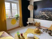 Kleiner Seminarraum zum Meditieren und
