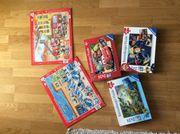 Puzzle Ravensburger 3 und 4