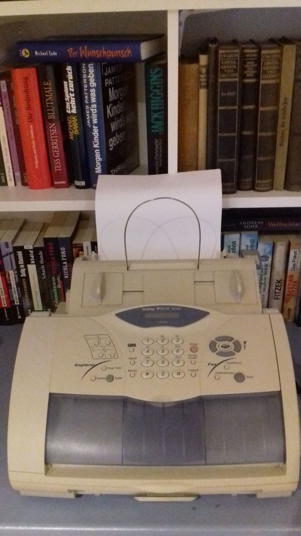 Laser - Fax Brother 7080P in