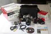 Canon EOS 300 D Digitalkamera