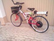 Fahrrad 26 Zoll Elektro kein