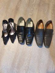 Damen und Herren Schuhe