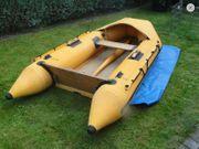 Schlauchboot mit Aussenbordmotor Yamaha 6
