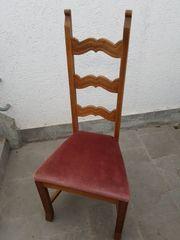 Alte Stühle 20 er Jahre