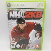 NHL2K8 EISHOCKEY XBox360-Spiel