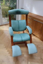 Original STOKKE RELAXSESSEL RELAXCHAIR Fernsehsessel