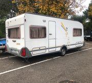 Wohnwagen Knaus TK 550 mit
