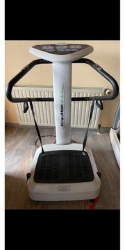 Fitnessgerät Vibrationsplatte Krauhan Fit Fun