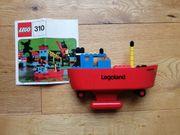 LEGO 310 City kleiner Dampfer