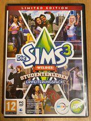 Sims 3 Wildes Studentenleben Erweiterungspack