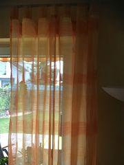10 Stück Schlaufenvorhang 140 x