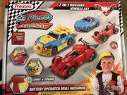 Auto Bauset Racer-Auto-Set