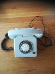 Fernsprecher Telefon Original DDR Alpha