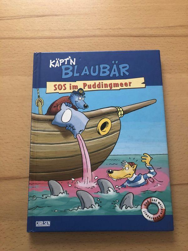 Kinderbuch Käpt n Blaubär SOS