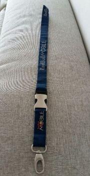 Redbull Schlüsselanhänger umhängeband