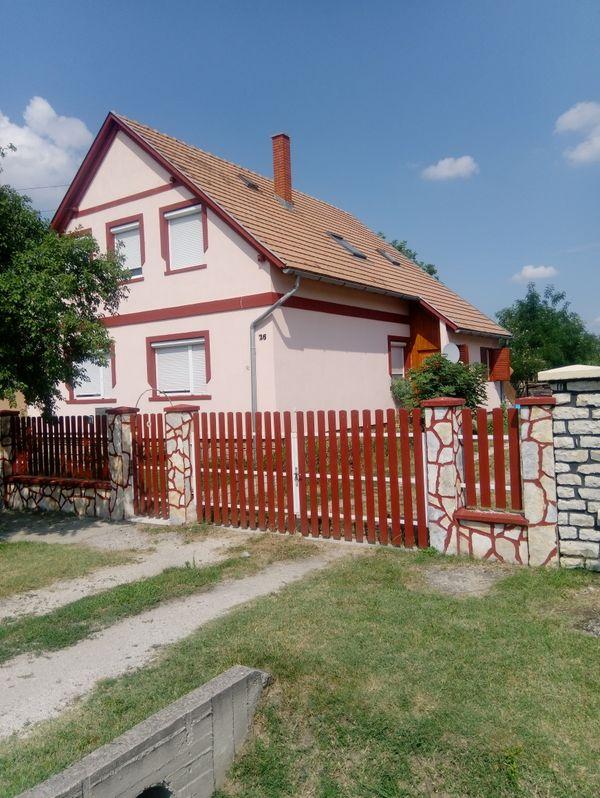 In Ungarn bei Plattensee Gemeinschaftshaus