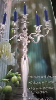 Kerzenständer mit oder ohne Vorbereitung